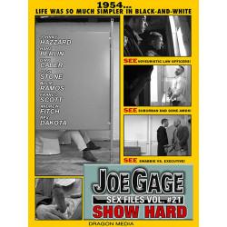 Sex Files #21 Show Hard DVD (14138D)