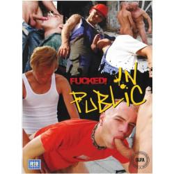 Fucked! In Public DVD (09539D)