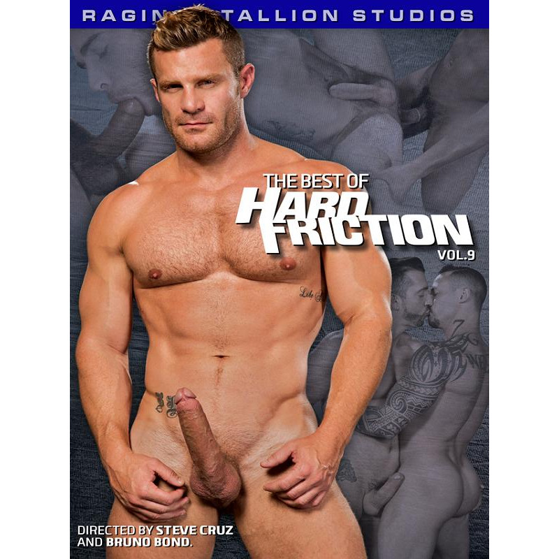 The Best of Hard Friction #9 DVD (14441D)