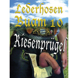 Lederhosenbuam 10 DVD (08944D)