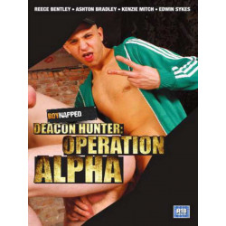 Deacon Hunter: Operation Alpha DVD (12345D)
