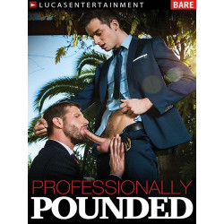 Gentlemen #16: Professionally Pounded DVD (13346D)