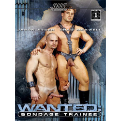 Wanted: Bondage Trainee DVD (14048D)