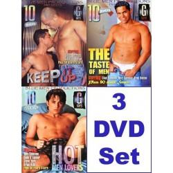 Blue Men 30 h Pack 1 3-DVD-Set (10249D)