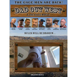 Dad Out West DVD (Joe Gage) (12749D)