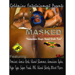 Masked Obsessions #1 DVD (07354D)