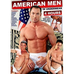 American Men in Underwear 4h DVD (08954D)