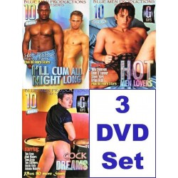 Blue Men 30 h Pack 6 3-DVD-Set (10254D)