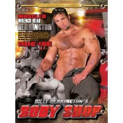 Billy Herrington's Body Shop DVD (08855D)