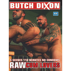 Raw Cum Lovers DVD (12055D)