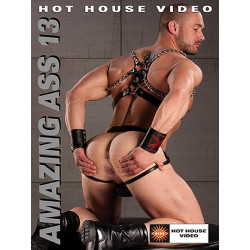 Amazing Ass #13 (Hot House Anthology) DVD (14356D)
