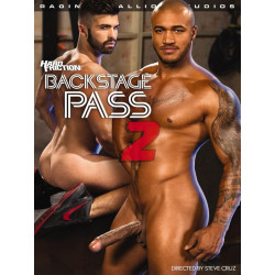 Backstage Pass #2 (Hard Friction) DVD (14357D)