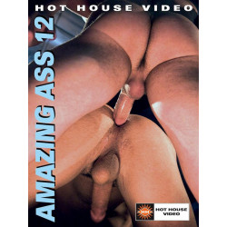 Amazing Ass #12 (Hot House Anthology) DVD (14058D)