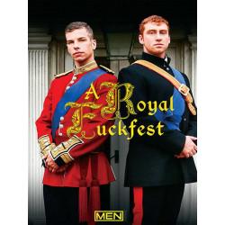 A Royal Fuckfest DVD