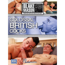 Colossal British Cocks DVD (09267D)