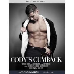 Cody`s Cumback DVD (12768D)