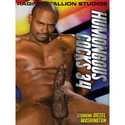 Humongous Cocks 34 DVD (13268D)