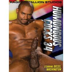 Humongous Cocks 34 DVD (13268D)