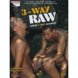 3-Way Raw DVD