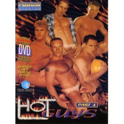 Hot Guys #4 DVD (10475D)