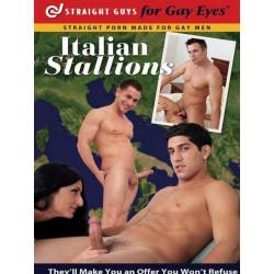 Italian Stallions DVD (12077D)