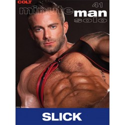 Minute Man 41 - Slick DVD (08884D)
