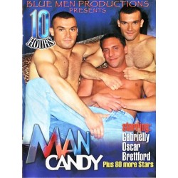 Men Candy 10h DVD (09084D)