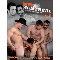 Men of Montreal #05 DVD (12384D)