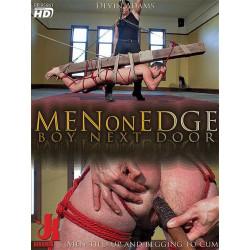 Boy Next Door (Men on Edge) DVD (Men On Edge) (13884D)