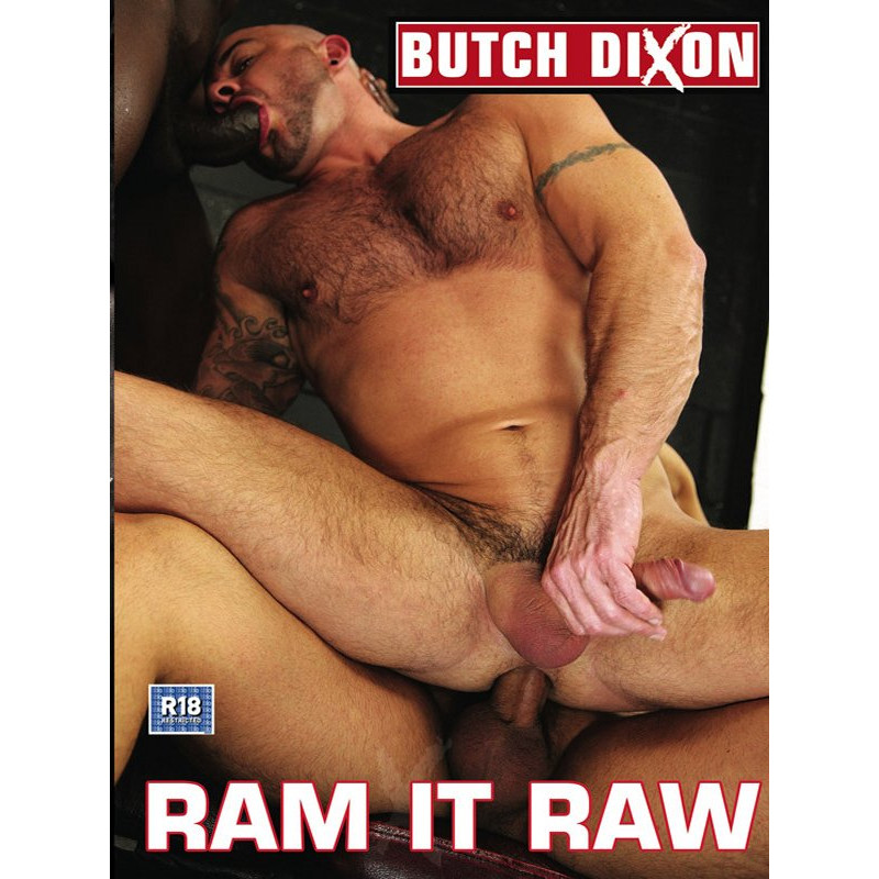 Ram it Raw DVD (08885D)