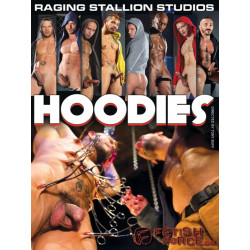 Hoodies DVD (Raging Stallion) (08786D)