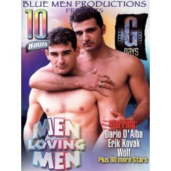 Men Loving Men 10h DVD (09086D)