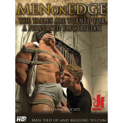 The Tables Are Turned for a Perverted Electrician DVD (13888D)