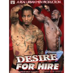 Desire For Hire DVD (08794D)