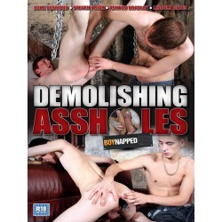 Demolishing Assholes DVD (10894D)