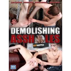 Demolishing Assholes DVD (10894D)