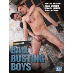Ball Busting Boys DVD (13295D)