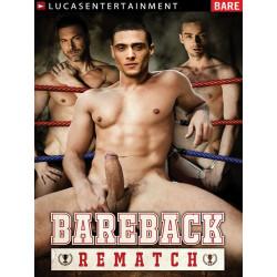 Bareback Rematch DVD (13895D)