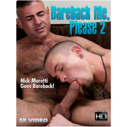 Bareback Me Please #2 DVD (07697D)