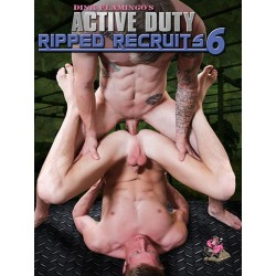 Ripped Recruits #6 DVD (Active Duty) (14498D)