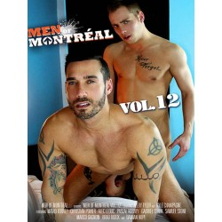 Men of Montreal #12 DVD (12906D)