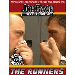 Sex Files #20 The Runners DVD (Joe Gage)