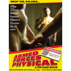 Armed Forces Physical DVD (Joe Gage)