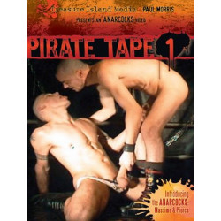 Anarcocks Pirate Tape 1 DVD (02075D)