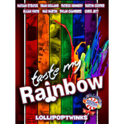 Taste My Rainbow DVD (Gay Life Network)