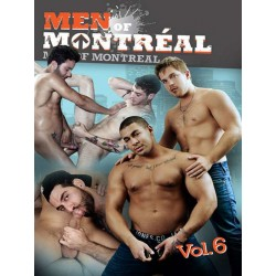 Men of Montreal #06 DVD (12385D)
