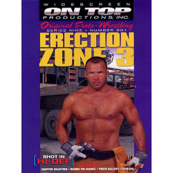 Erection Zone #3 DVD (11287D)