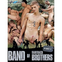 Band Of Bareback Brothers #1 DVD (08689D)