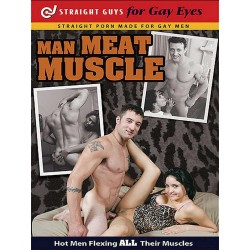 Man Meat Muscle DVD