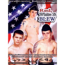 Red, White And Blew DVD